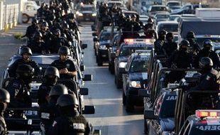 Pour la seule ville de Ciudad Juarez, réputée la plus meurtrière du pays, près de 5.000 soldats cagoulés et lourdement armés ont été déployés en mars 2009.
