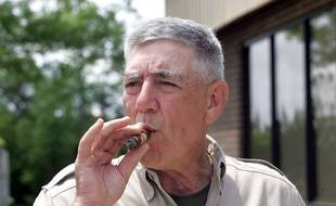 R. Lee Ermey à Hollywood en 2015.