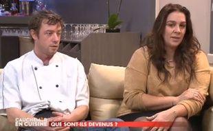 Cauchemar En Cuisine L Ex Femme Du Candidat Devenu Sdf