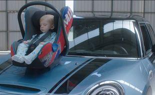 Mini assure que le son de ses moteurs endort les bébés.