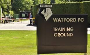 Le centre d'entraînement de Watford, club de Premier League.
