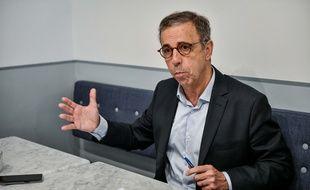 Pierre Hurmic, le maire écologiste de Bordeaux.