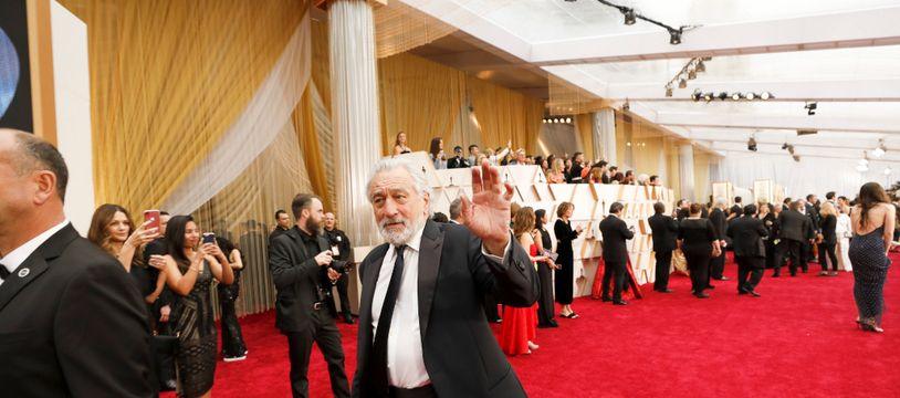 L'acteur Robert De Niro aux Oscars 2020