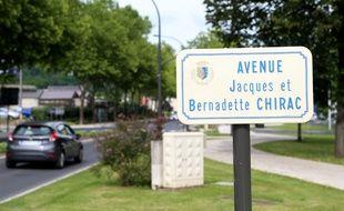La ville de Brive-la-Gaillarde, sous-préfecture de la Corrèze jadis fief de Jacques Chirac, a inauguré vendredi une