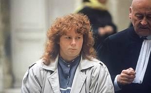 Murielle Bolle, ici lors du procès de Jean-Marie Villemin en 1993. (archives)