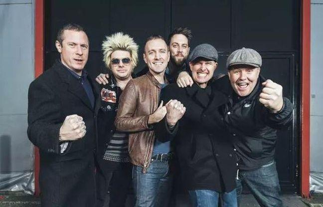 Le groupe culte originaire de Boston, les Dropkick Murphys