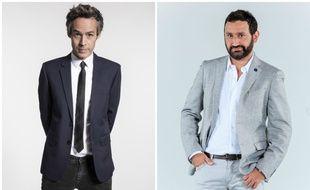 Yann Barthès et Cyril Hanouna se critiquent à tour de rôle.
