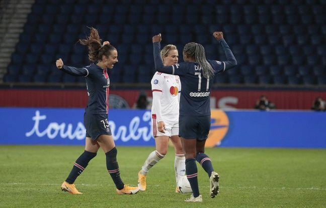 Le 20 novembre dernier, Sara Däbritz et Kadidiatou Diani ont savouré leur succès (1-0) en D1 contre l'OL d'Amandine Henry.