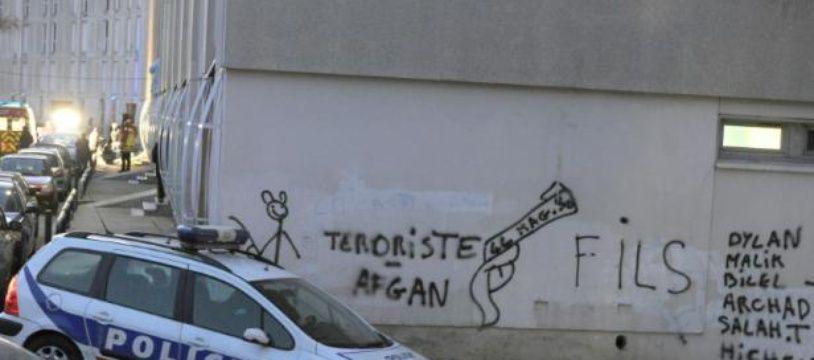 Un commando a fait irruption dans la cité de la Bricarde à Marseille. (Illustration)