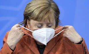 Angela Merkel, la chancelière allemande.