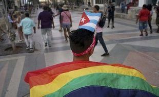 La police cubaine a interrompu samedi une marche pour les droits des LGBT.