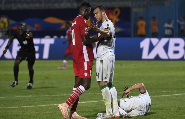 Il n'est pas certain que les attaquants de Ligue 1 osent se frotter souvent à Djamel Benlamri.
