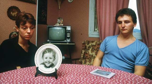 Christine et Jean-Marie Villemin, le 23 novembre 1984, plus d'un mois après la mort de leur fils Grégory. – Eric Feferberg / AFP