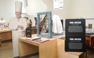 """Temple dédié au """"bien manger"""" et à la nutrition, la cité de la gastronomie de Lyon a ouvert  le 19 octobre 2019 au coeur du Grand Hôte-Dieu."""