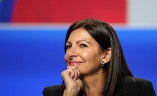 La maire de Paris, Anne Hidalgo, le 19 novembre 2019.
