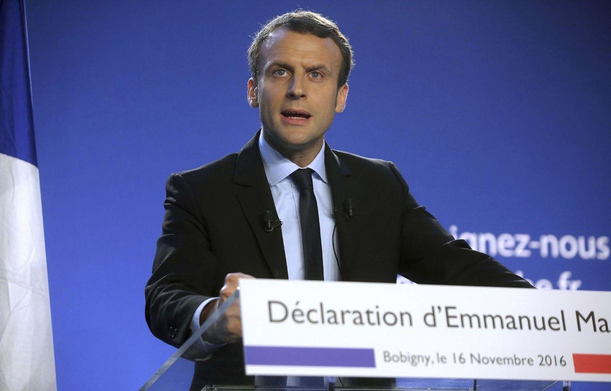 Emmanuel Macron l'affirme, il ira au bout. – Thibault Camus/AP/SIPA