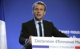 Emmanuel Macron l'affirme, il ira au bout.