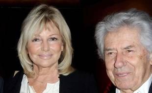 Maryse et Philippe Gildas ont animés ensemble la matinale d'Europe 1 dans les années 1970.
