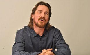 Christian Bale à Toronto, le 12 septembre 2014.