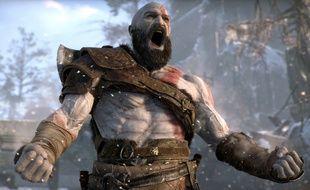 Kratos content, «God of War» a été élu jeu de l'année  aux Game Awards 2018