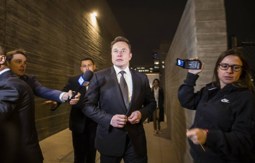 Elon Musk n'a pas diffamé le spéléologue britannique en le traitant de «pedo guy»