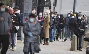 Plus d'un million de cas de covid-19 en France depuis le début de l'épidémie (Illustration)