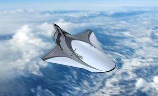 Talon-A: une fusée hypersonique capable d'atteindre les 8.000 km/h