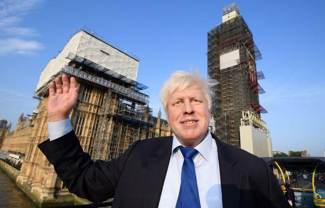 Royaume-Uni: Boris Johnson officiellement investi Premier ministre par la reine