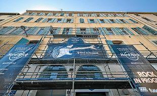 L'enseigne américaine a investi 6 millions d'euros à Marseille.