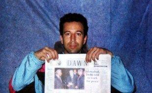 Daniel Pearl, 38 ans, correspondant du quotidien américain The Wall Street Journal, avait disparu le 23 janvier 2002 à Karachi.