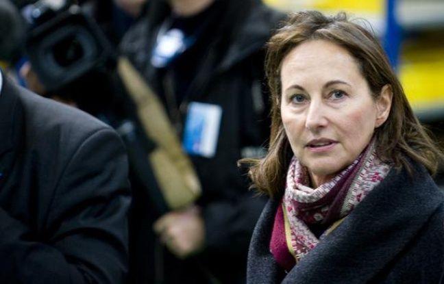 Ségolène Royal, le 14 novembre 2013.
