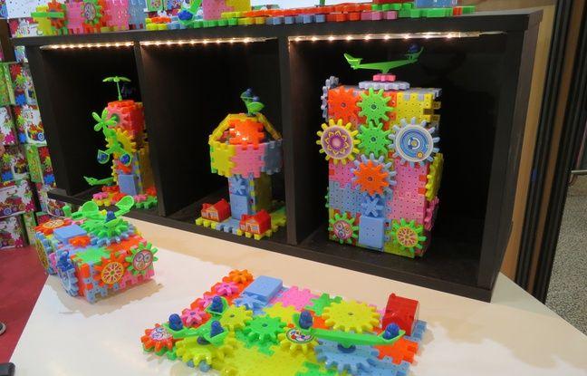 Funny Cubes est à la Foire internationale de Nantes.