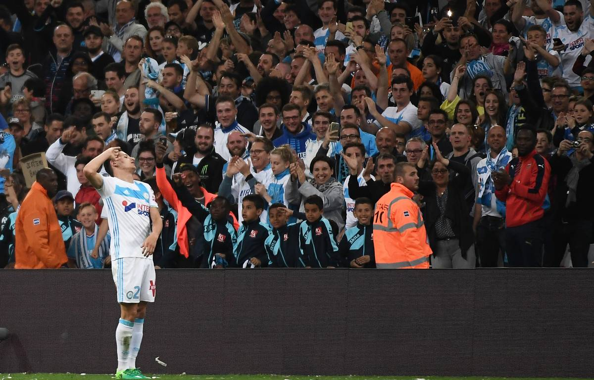 Il nous sort quand même une grosse grosse saison, là, Florian Thauvin... – A.-C. Poujoulat / AFP