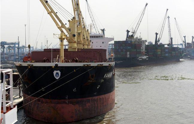 nouvel ordre mondial | Libération de six membres d'un équipage enlevés au large du Nigeria