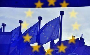 Illustration des élections européennes, le 25 mai 2014.