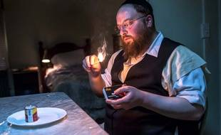 Menashe Lustig dans Brooklyn Yiddish de Joshua Z. Weinstein