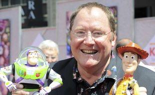 John Lasseter en 2010