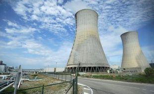 La centrale nucléaire du Tricastin, à Bollène (sud-est de la France), le 16 septembre 2011