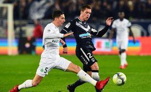 Vincent Pajot (ASSE) et Valentin Vada (Bordeaux) ne jouent plus avec leur équipe en 2018.