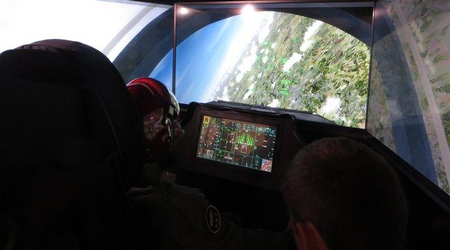 video toulouse tom cruise peut aller se rhabiller on a test un simulateur d 39 avion de chasse. Black Bedroom Furniture Sets. Home Design Ideas