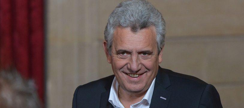 Claude Onesta, en 2017