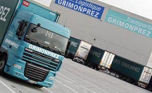 Le transporteur nordiste Grimonprez possède une flotte de 400 camions.