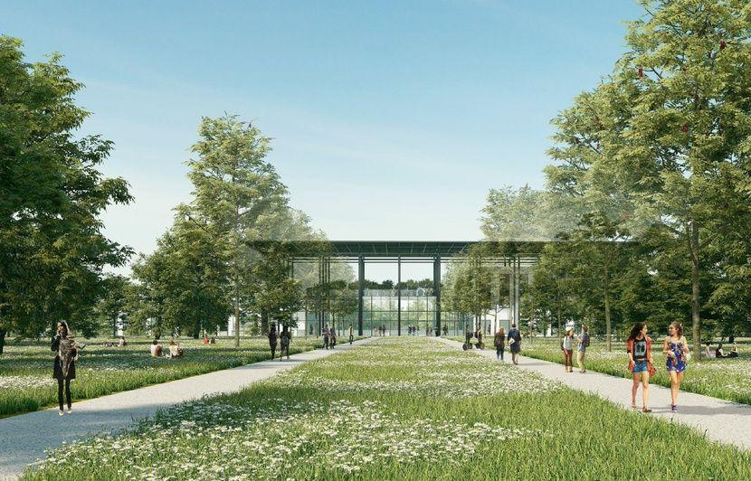 Rhône: Le campus Région Numérique, porté par Laurent Wauquiez, ouvrira à la rentrée 2020