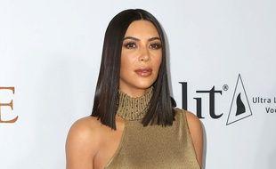 Kim Kardashian à l'avant-première de The Promise