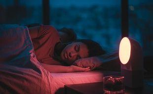 L'outil pour un sommeil idéal Aura, de la société Withings.