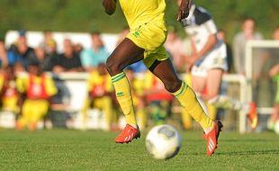 Le milieu de terrain Abdoulaye Touré, le joueur au milieu de cette affaire.