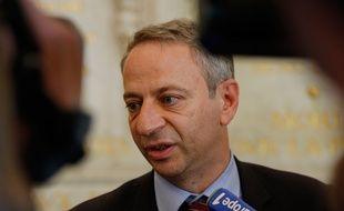 Laurent Baumel et les députés frondeurs n'ont pu réunir les 60 députés nécessaires pour déposer une motion de censure.