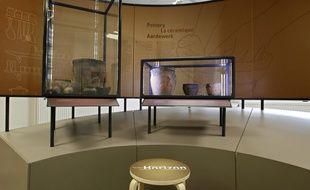 Une exposition sur l'âge de bronze au CRDP à Lille dans le cadre de la semaine de l'archéologie.