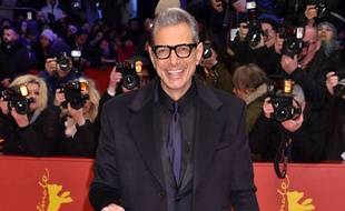 L'acteur Jeff Goldblum