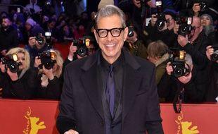 L'acteur Jeff Goldblum